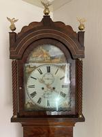 Mahogany Eight Day Victorial Longcase Clock (7 of 11)