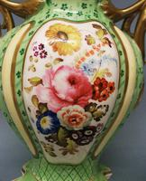 Henry & Richard Daniel Twin-Handled Vase, c.1825-30 (6 of 12)