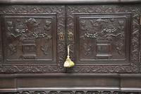 19th Century Chinese Carved Cabinet (12 of 12)