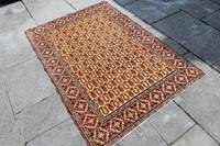 Antique Khorasan Rug 190x129cm (2 of 5)
