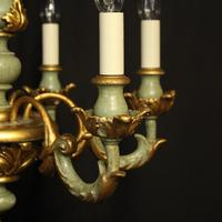 Florentine 6 Light Polychrome Chandelier (8 of 9)