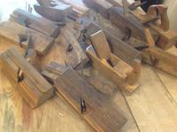 13 Various Beech Wood French Vintage Antique Wood working routing planes (5 of 6)