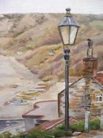 Oil on Canvas Cornish Seascape Artist M M Tomlinson (9 of 10)