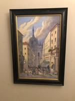 Pair of Northern European Watercolours (2 of 3)
