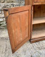 Small Antique Pine Glazed Dresser (11 of 18)