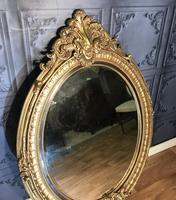 Large Gilt Mirror (6 of 8)