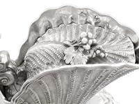 Irish Sterling Silver Water / Wine Jug - Antique William IV 1834 (9 of 15)