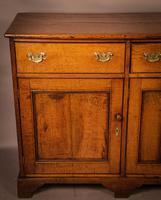 Georgian Oak Serving Dresser c.1800 (7 of 9)