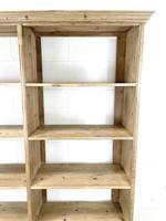 Large Vintage Pine Display Shelves (5 of 11)