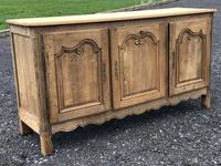 French Bleached Oak Dresser Base (6 of 12)