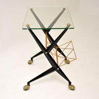 1960's Vintage Italian Side Table by Angelo Ostuni (3 of 13)