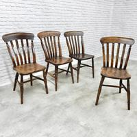 Harlequin Set of 4 Kitchen Windsor Chairs (3 of 5)