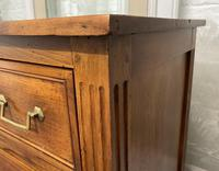 18th Century French Fruitwood Tall Chest of Drawers (13 of 18)
