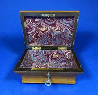 French 19th Century Satinwood Box (8 of 15)