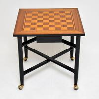 1960's Vintage Games / Chess Table (3 of 10)