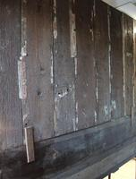 18th Century Antique English Georgian Oak Pad Foot Dresser & Rack (9 of 9)