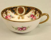 Noritake Porcelain Trio Cup Saucer & Plate. (8 of 9)