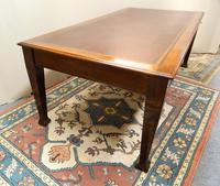 Large Mahogany Library Table /  Boardroom Table (3 of 8)