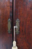 Georgian Oak Bow Front Corner Cupboard (10 of 13)