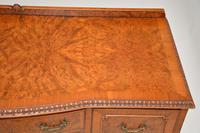 Antique Burr Walnut  Server / Side Table (9 of 11)