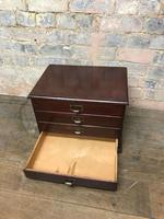 Antique Mahogany Drawers (3 of 3)