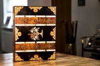 Stunning Inlaid Victorian Jewellery Box (12 of 14)