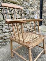 Antique Primitive Westcountry Stick Back Windsor Chair (13 of 18)
