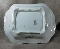 """Copeland """"Late Spode"""" Old Bow Pattern Serving Dish (4 of 7)"""