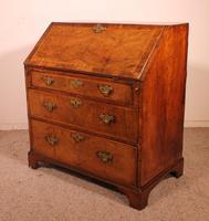 Secretary / Bureau in Walnut Early 18th Century (5 of 11)