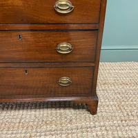 Georgian Mahogany Antique Chest of Drawers (2 of 6)