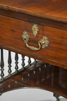 Chippendale Period Mahogany Pembroke Table (5 of 5)
