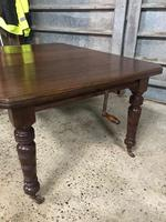 Stunning Victorian Extending Dining Table (2 of 5)