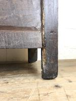 Antique 18th Century Joined Oak Coffer (14 of 15)