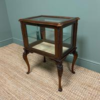High Quality Victorian Antique Vitrine Display Cabinet (4 of 6)