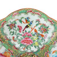 Chinese Canton Famille Rose Dish (2 of 4)