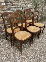 Six Oak Chairs (5 of 7)