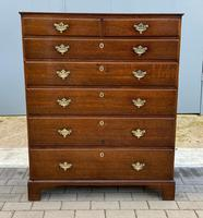Early 19th Century Oak Chest of Drawers
