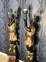 Pair of Blackamoor Figures (4 of 18)