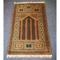 Super Quality Vintage Afghan Prayer Rug (3 of 5)