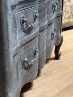 Smaller French Painted Chest of Drawers (3 of 9)
