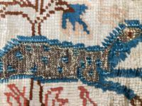 Vintage Anatolian Kayseri Silk Rug 2.22m x 1.51m (14 of 17)