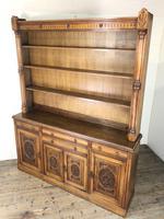 Early 20th Century Antique Oak Dresser (13 of 16)