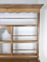Victorian Antique Pine Dresser (13 of 18)