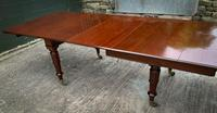 Very Good Late Georgian Extending Dining Table Seats 14/16 (11 of 21)