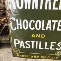 Rowntree's Advertising Sign c.1910 (4 of 7)