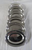 Silver Plated Salvers / Serving Plates 19th Century (5 of 9)