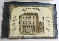 Coffee House Adverts  From 1876 & 1877 for R Thompson, Tea & Coffee Merchants. (5 of 5)