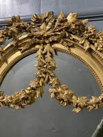 Exceptional Quality French Gilt Bevelled Garland Mirror (8 of 8)