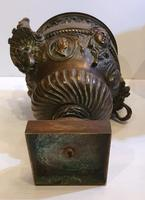 Rare Pair of 19th Century Bronze Planters / Urns (7 of 7)