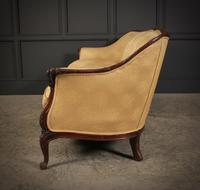 French Walnut Couch (3 of 16)